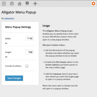alligator-menu-popup-screenshot-1