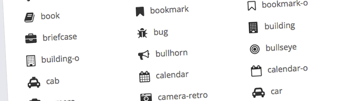 Adds Support for including Font Awesome icons in your Tab Titles